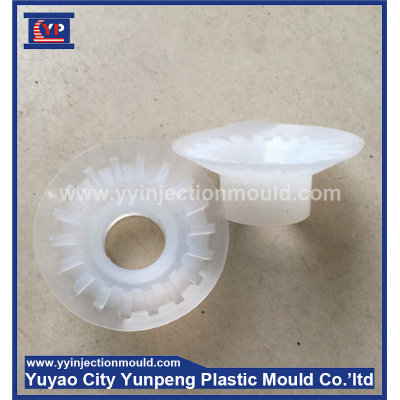 Molded Custom Medical Silicone Rubber Bushing with SGS/ROHS/FDA (Amy)