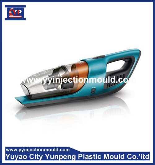 Durable custom dust collector plastic shell injection mould (from Tea)