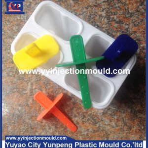 China Latest best selling and low price plastic ice cream box injection mould (From Cherry)