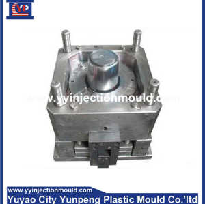 Plastic flower pot mould from plastic injection molding companies (From Cherry)