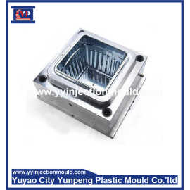 injection mould maker plastic injection mold,flower pot making mould,plant plastic pot(From Cherry)