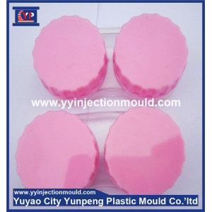 Sanitary Fashionable Plastic Contact Lens Case Injection Mould (from Tea)