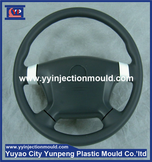 Plastic Injection Steering wheel Mould (from Tea)