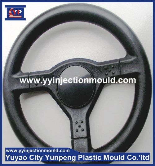 Hot sale profession high quality auto plastic steering wheel mold/moulding (from Tea)