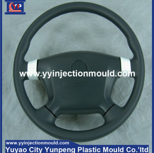 custom car steering wheel injection moulding (from Tea)