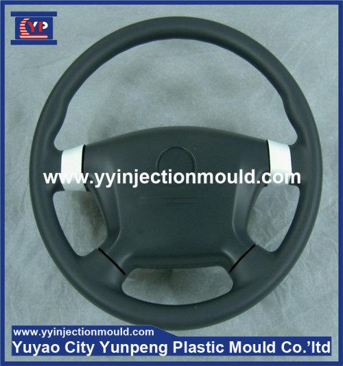 custom car steering wheel injection moulding (from Tea)