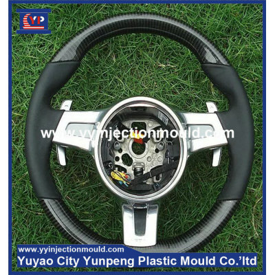 OEM&ODM China factory steering wheel plastic injection mold/Plastic Steering Wheel Cover Mould(from Tea)