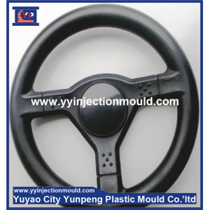 Plastic mold designed mould making Steering wheel mould (from Tea)