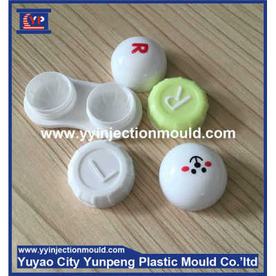 contact lens case wholesale plastic injection mould making (From Cherry)