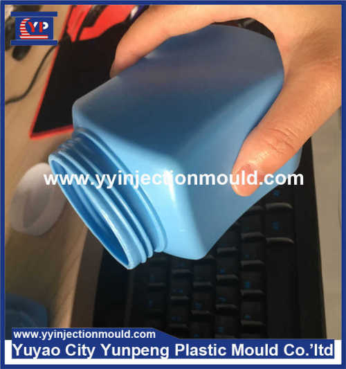 Injection blow molding about yoghourt blttles with good quality (From Cherry)
