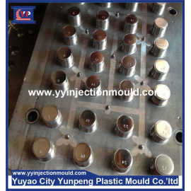 2017 high end quality household bottle product plastic cap injection mold (From Cherry)