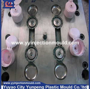 wholesale plastic injection bottle cap mold,silicone bottle cap ,wine cap (From Cherry)