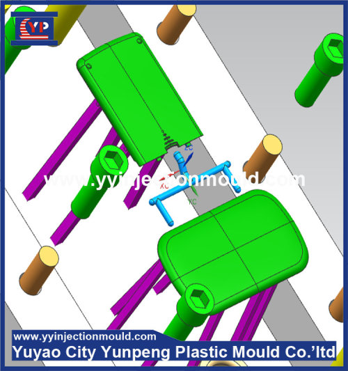 Professional parts fabrication services manufacturer for plastic injection mould (from Tea)