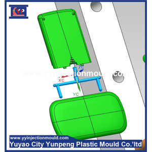 Customized injection mould for phone case plastic parts from china supplier (from Tea)