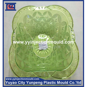 Customized plastic PS fruit tray mould manufacturer (from Tea)
