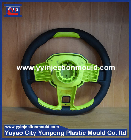 2-color plastic injection mould producers custom plastic parts high quality mold tooling  (From Cherry)