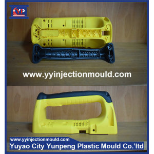 Double color two shot injection plastic mold for electronic shell products  (From Cherry)