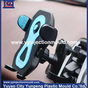 OEM Custom High Quality Plastic Phone Holder car holder Plastic injection mould (from Tea)