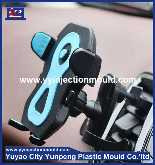 OEM Custom High Quality Plastic Phone Holder car holder Plastic injection mould (from Tea)