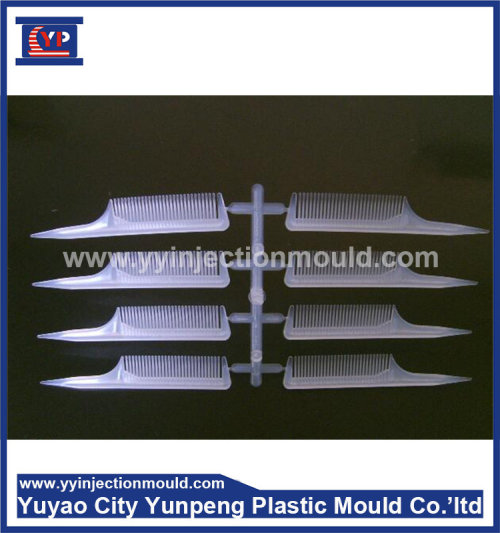 China tooling mould molded plastic comb mold