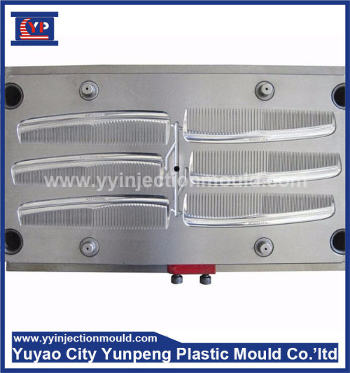 High quality low price plastic comb mould