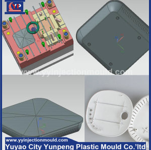 China factory customized plastic shell for network routers