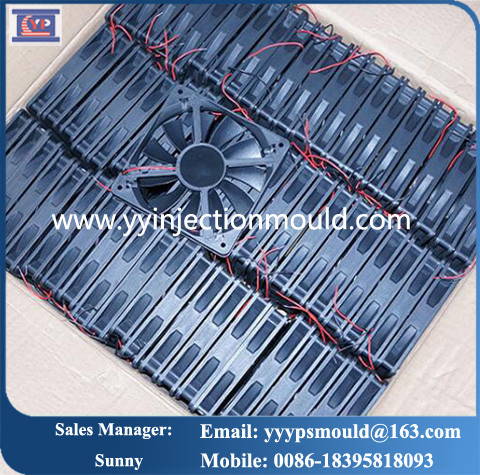 High Quality mold Professional Trade Assurance Customized mold Injection Plastic fans cover