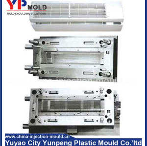 air condition shell mould injection plastic/plastic housing air conditioner/air condition parts mould (from Tea)