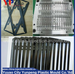 China top level car licence plate frame mould (with video)