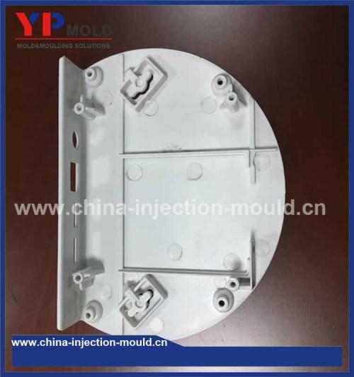 OEM mirror polishing plastic injection mold for smart sensor shell (From Cherry)