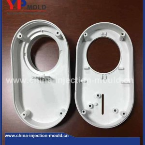 Yuyao Yunpeng PE sensor cover plastic injection mold for mass production (From Cherry)