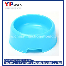 hot sale high quality plastic round pet bowl mould (from Tea)