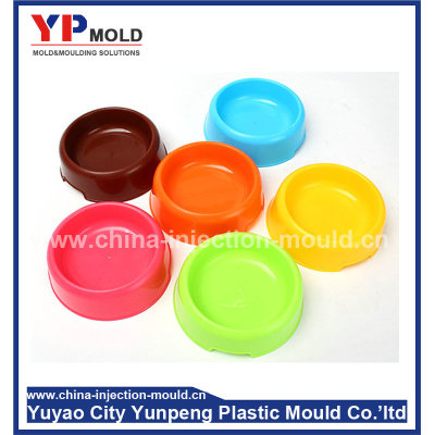 2017 trending products ABS pet bowl injection mould plastic molded (from Tea)