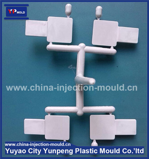 USB flash disk case molded plastic injection mold mould manufacturing (with video)