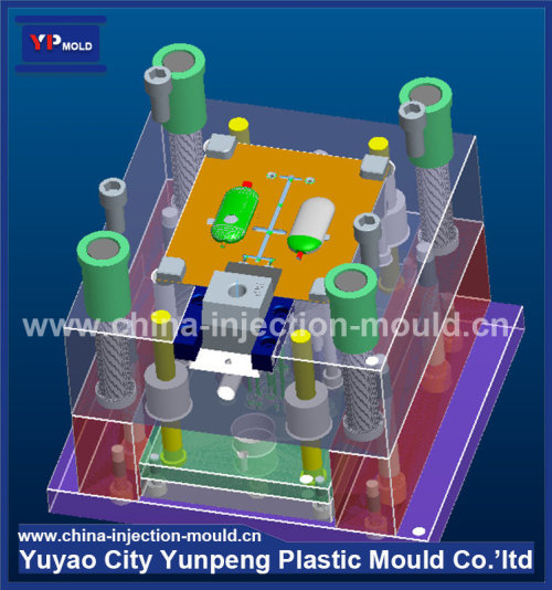 usb disk enclosure plastic molding manufacturing (with video)