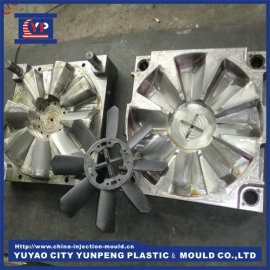 Zhejiang Yuyao yunpeng  plastic injection fan blade mould maker (From Cherry)