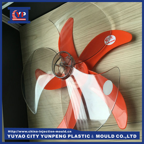 Plastic,ABS/PS material plasitc injection mold for fan blade and plastic mould die makers plastic injection (From Cherry)