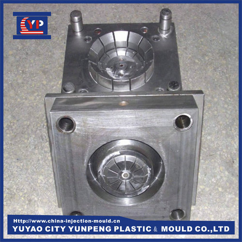 Plastic Mold Manufacturer for Fan Part Molds Plastic Injection Components (From Cherry)