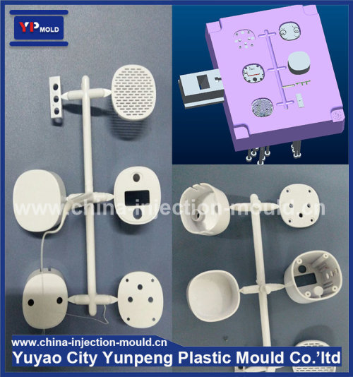 New design Power bank Injection Plastic Mould (with video)