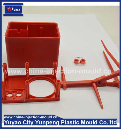 Custom Precise Plastic Mold For Speaker Parts (with video)