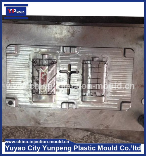 Ningbo high precision low price ecigarette mod box mould (with video)