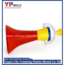 Plastic Trumpet injection mould (from Tea)