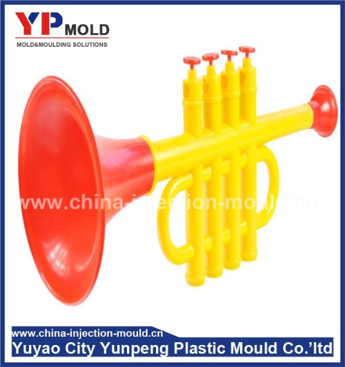 ABS/PC bluetooth loudspeaker Trumpet plastic injection mold (from Tea)