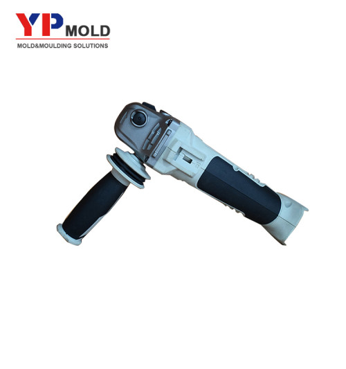 overmolding mould and molding for powerful tools