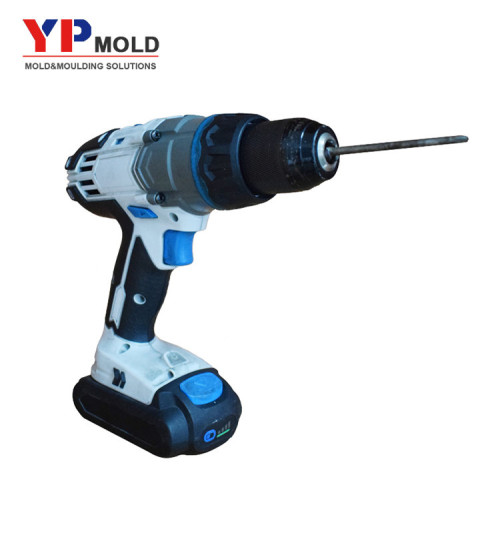 Power tools drill overmolding mold factory