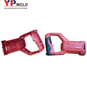 plastic part two-shot mold insert molding