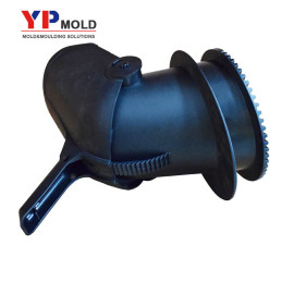 Plastic garden tools overmolding and mold insert overmolding tool