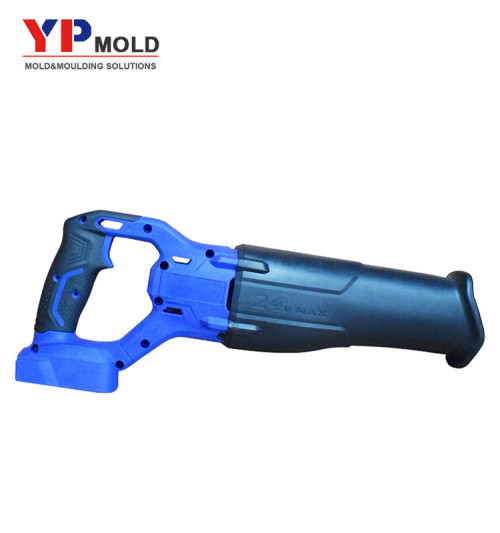 plastic handle overmolding Electronic device insert over molding tool