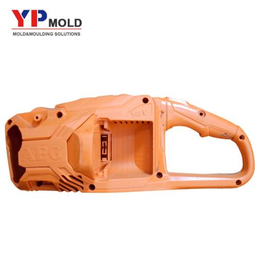 plastic part two-shot mold insert molding