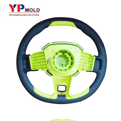 plastic steering wheel overmolded power tool overmolding maker